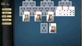 Solitaire Tripeaks - Free Online Games