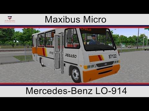OMSI 2 - Map Helsinki + Maxibus Micro [DOWNLOAD]