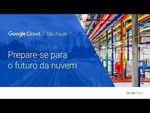Lançamento da região de Cloud em São Paulo | Developers
