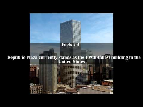 Republic Plaza (Denver) Top # 8 Facts
