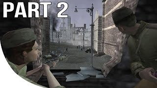 Call of Duty Finest Hour Gameplay Walkthrough Part 2 - Eastern Front - Snipers