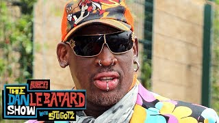 Did Dennis Rodman help the U.S. avoid nuclear war? | Dan Le Batard Show | ESPN