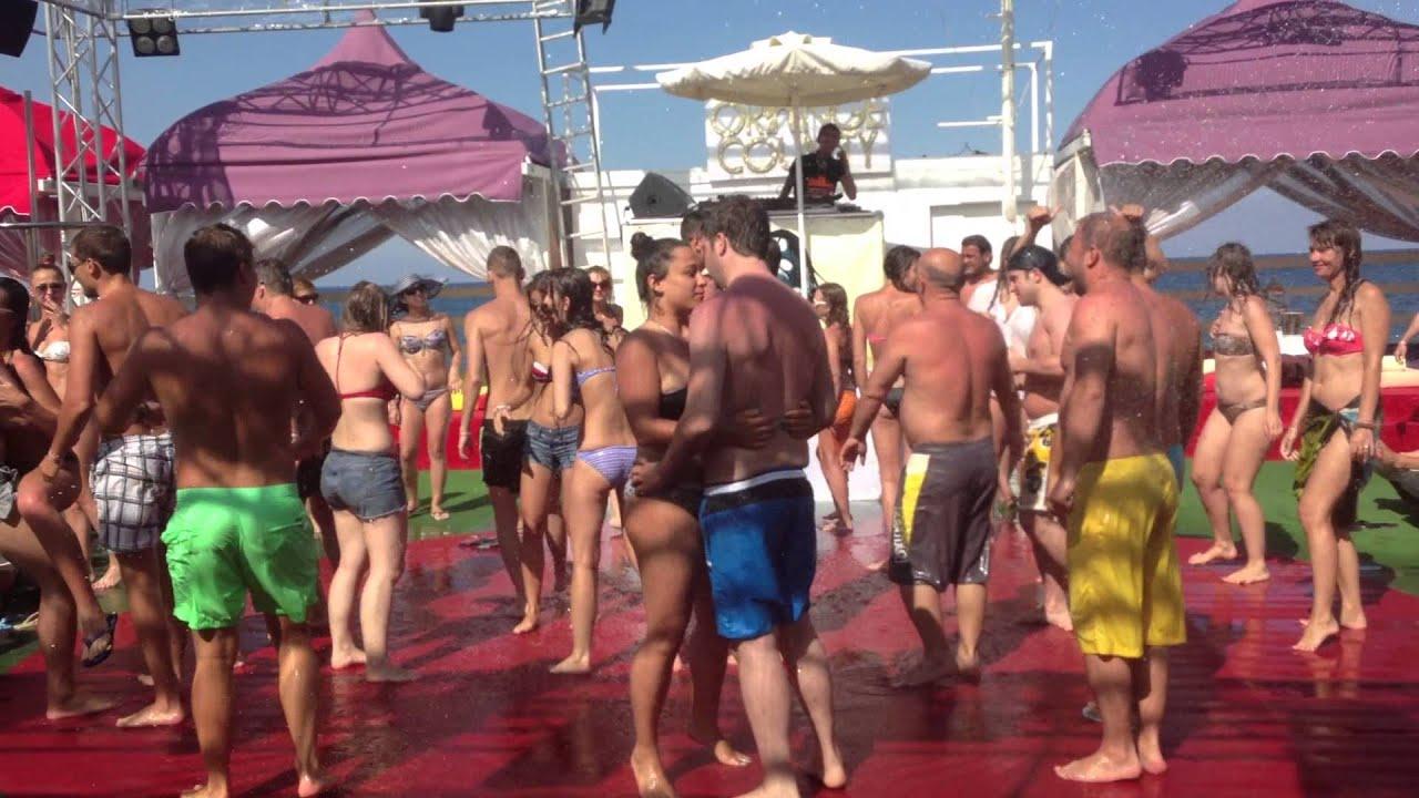 orange county resort kemer pİer partİ 12-06-2013 - youtube