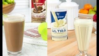 Forever Lite Ultra Vanilla & Chocolate