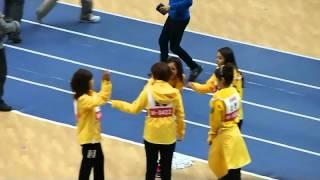 T-ara 운동회 Boram Soyeon Hwayoung Qri