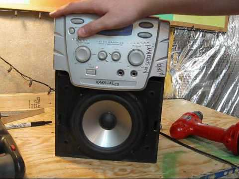 Modding a Karaoke System Part 3