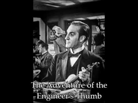The New Adventures of Sherlock Holmes: The Adventure of the Engineer's Thumb