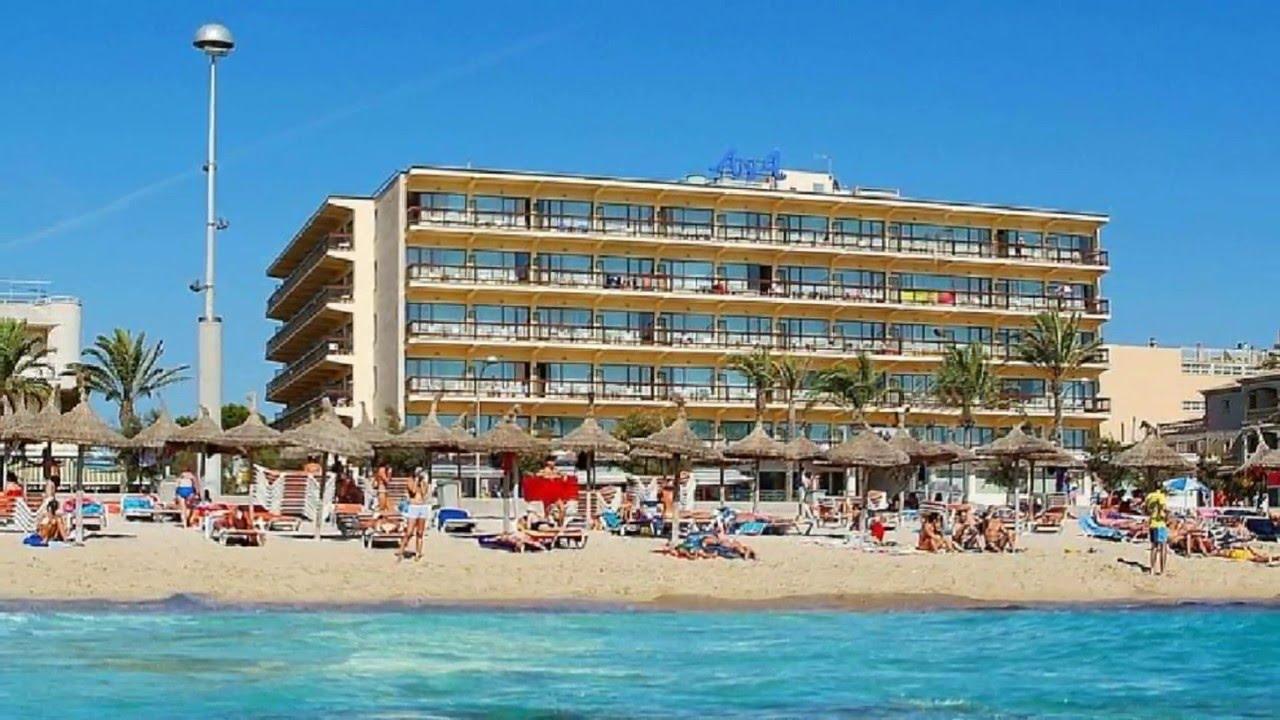Mallorca Playa De Palma Hotel Aya