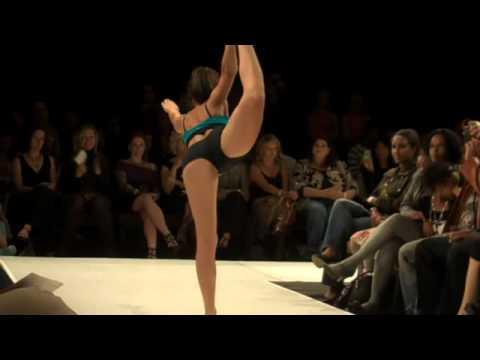 Ana - Lululemon Yoga at Bellevue Fashion Week