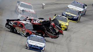 Best NASCAR Crashes at Dover