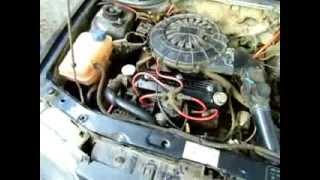 Adaptação alternador de fiesta 98 em motor CHT EC-SC