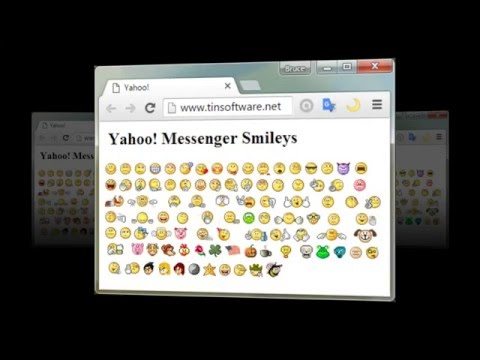 Yahoo! Messenger Smileys & Sounds