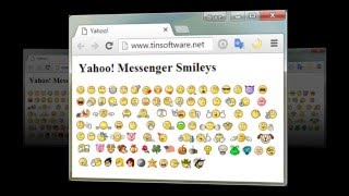 Yahoo! Messenger Smileys & Sounds