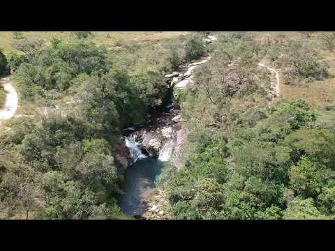 cachoeira pedra furada - luminarias