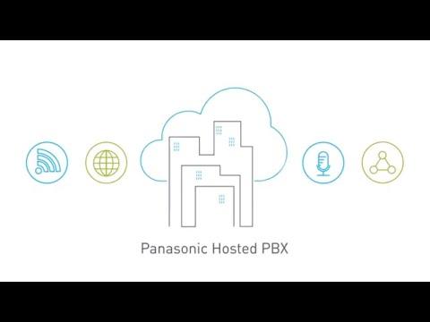 Panasonic Hosted PBX Services – Small - Medium Enterprises (SME Plan)
