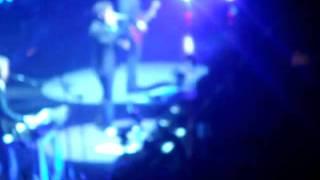 A-HA The Bandstand,Birmingham 19.11.10 (Morten plays drums)MPG