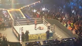 Brock Lesnar vs Goldberg wtf