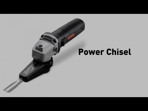 How to use the Arbortech Power Chisel