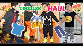 Outfit Ideas for Toddlers/ Clothing Haul (Ebay, Aliexpress, Kohls, Ross, Macys)