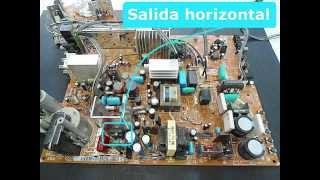 Sony BA-6. Fuente de poder, prueba de funcionamiento.