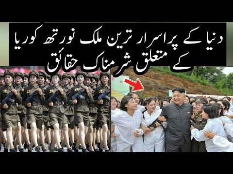Surprising Facts You May Not Know About North Korea | Urdu / Hindi