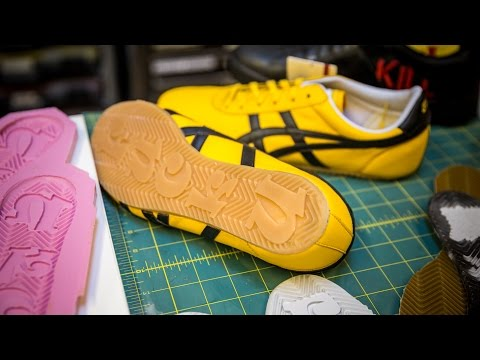 How To Make Kill Bill's 'F*ck U' Shoes