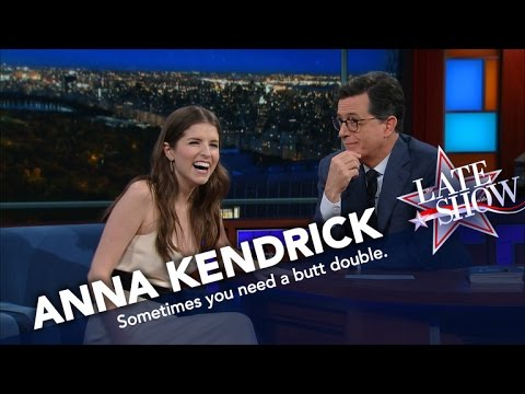 Thumbnail: Anna Kendrick: I Don't Know What My Butt Looks Like