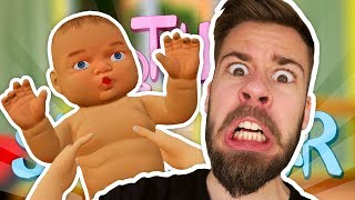 ÄR JAG EN BRA MAMMA? | Mother Simulator