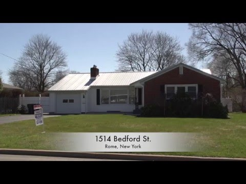 Virtual tour for 1514 Bedford St. Rome, New York