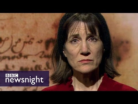 Shakespeare's take on refugees, performed by Harriet Walter  BBC night