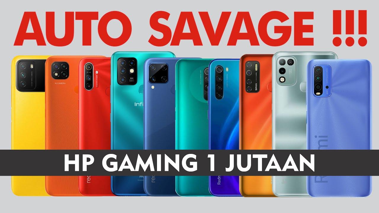Download AUTO SAVAGE!! 10 HP GAMING 1 JUTAAN BUAT TAHUN 2021