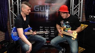 EASY TRICK FOR PLAYING OUTSIDE THE BOX - Bass Lesson with Jayme Lewis