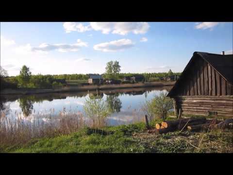 велея озеро и деревня