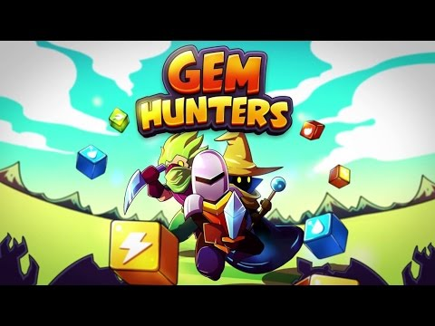 Gem Hunters - Armor Games Inc Level 4-5