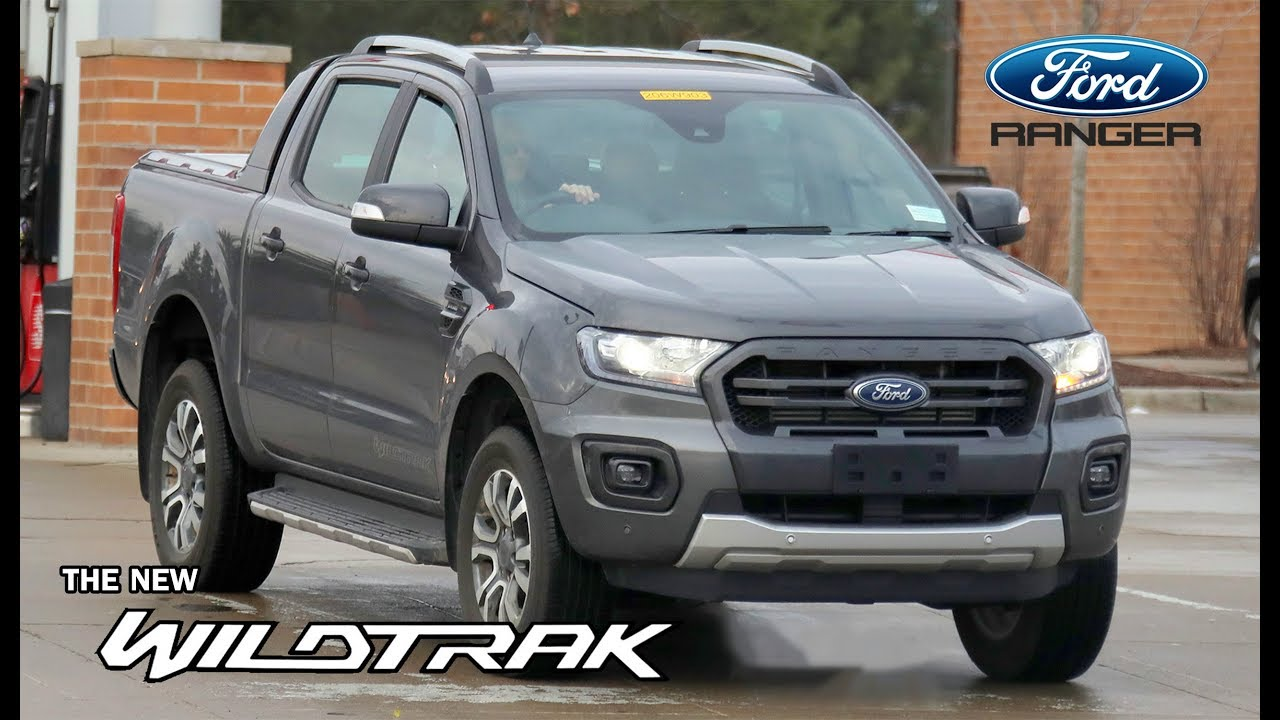 นี่คือหน้าใหม่ของ Ford Ranger Wildtrak โฉม Minorchange เครื่องใหม่ 2.0 ลิตร! | MZ Crazy Cars