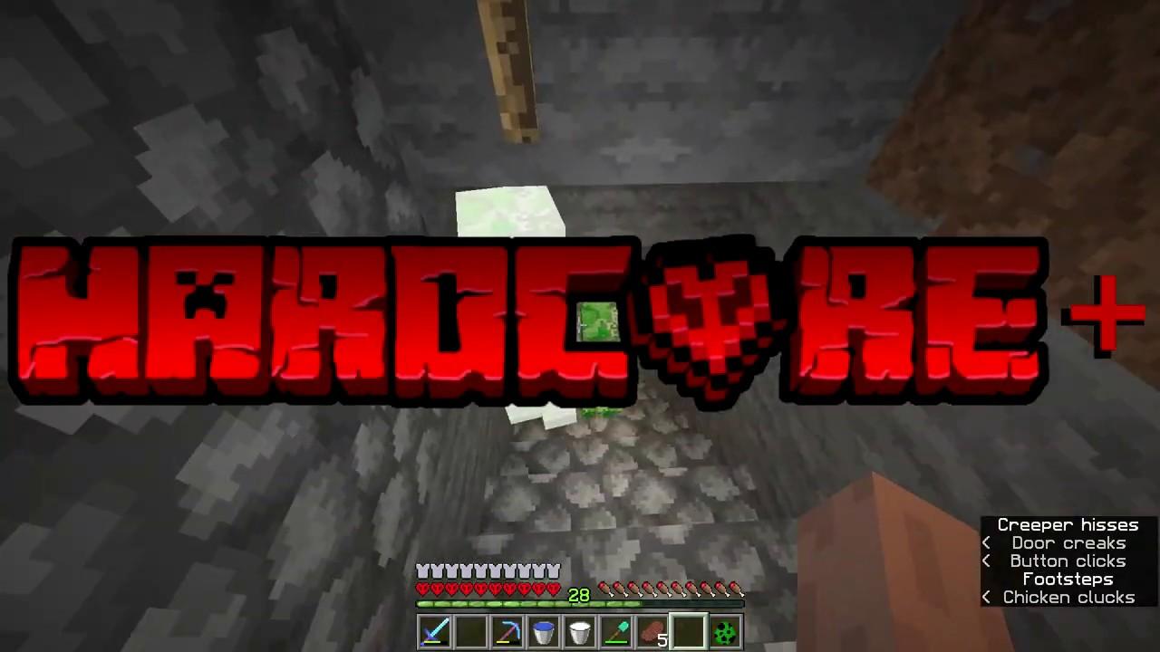 PC - [Bukkit/Spigot] HardcorePlus plugin | Minecraft 1 14 1+