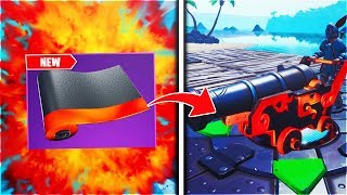 "New! Fortnite ""HEAT WRAP"" - Fortnite Battle Royale (How To UNLOCK! the HEAT WRAP)"