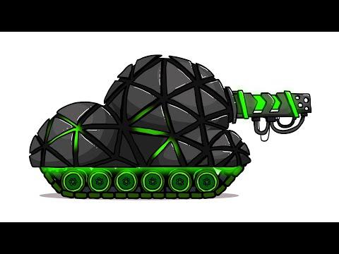 Сделали Облачный Танк GFN.RU - Танковая Дичь (анимация)