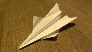 Paper Airplane Stunt Glider