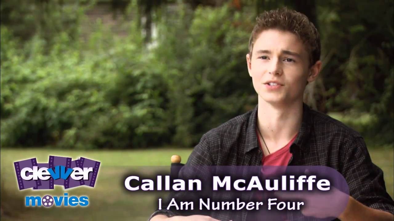Callan McAuliffe: I Am Number Four Interview - YouTube