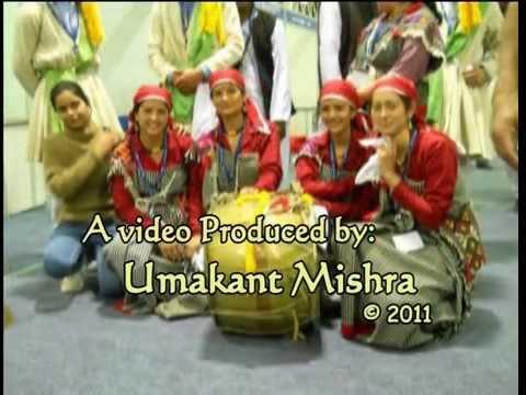 Himachali Folk Dance (Tours and Travels Fair, Bangalore)