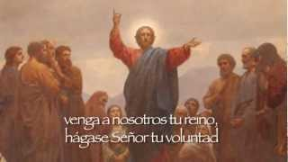 """Padre Nuestro - """"Our Father"""" in Spanish"""