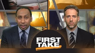 First Take debates if Lamar Jackson should switch to wide receiver | First Take | ESPN