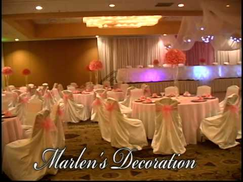 Sweet 15 Theme by Marlen's Decoration - YouTube