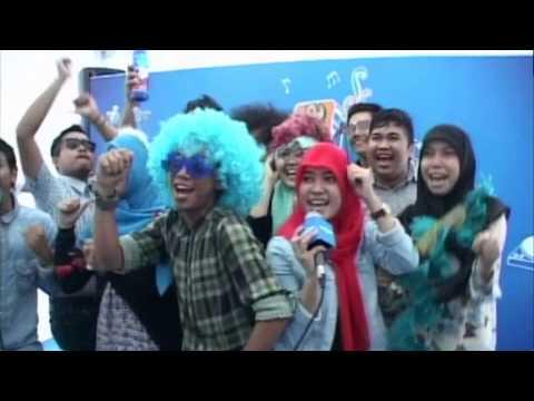 Konser Mizone Adu Getol Universitas Islam Indonesia (17 April 2013)