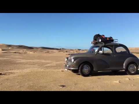 Across The Sahara in a Morris Minor | Part 1