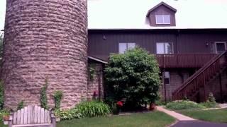 Barn Silo Into House