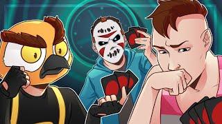 The Never Ending Uno Round! - Uno w/ Delirious, Vanoss, and Nogla