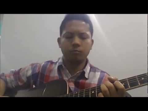 Don Michael Acelar De Leon - DigitalRev TV Theme (Acoustic Guitar Cover)