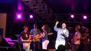 ASAP BAND ft. Flora Jessy @ Saint Lucia Jazz & Arts Festival 2013